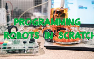 Webinar – Programming robots in Scratch