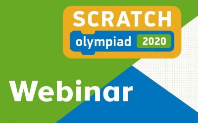Webinar about online International Scratch Creative Programming Olympiad!