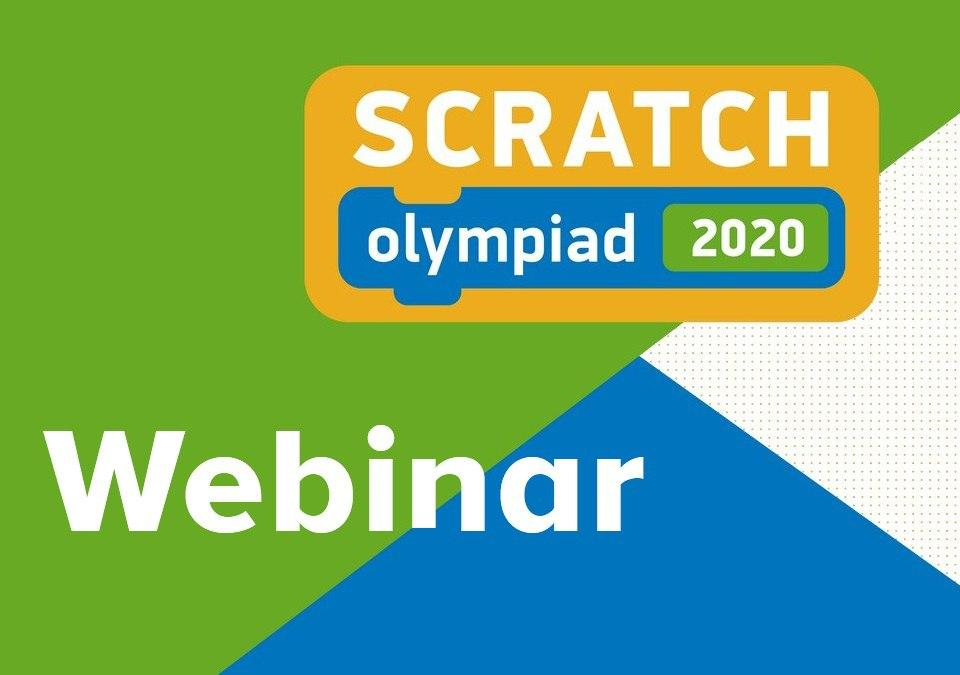 Webinar about Scratch Olympiad 2020